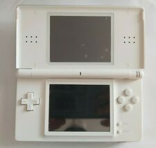 FAULTY UNTESTED FOR PARTS Nintendo DS Lite Handheld Console USG-001 - White