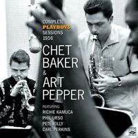 Chet Baker & Art Pepper COMPLETE PLAYBOYS SESSIONS 1956
