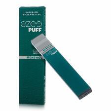 Ezee Puff Einweg E-Zigarette Menthol Nikotinfrei Elektronische Shisha