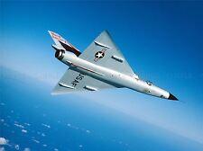 MILITARY AIR PLANE FIGHTER JET USAF F106A DELTA DART POSTER ART PRINT BB1141A