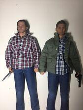 Supernatural Dean And Sam 1:6 Action Figure Set