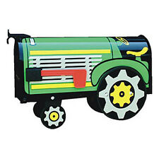 Tractor Mailbox Post Mount - Handmade by More Than A Mailbox