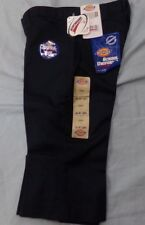 Dickies Girl's Size 7 Navy Blue School Uniforms Capri Pants NEW