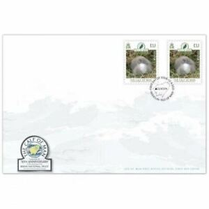 Isle of Man 2021 Calf of man Europa First Day Cover