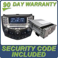 BLOCK COMPONENT HONDA Accord Radio Stereo 6 Disc Changer CD Player 7BK1  7BK2