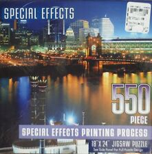 Special Effects New York 550 Pc. Puzzle by Dalmation Press - NEW Ages 12+ 2002