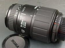 Zoom SIGMA AF 4-5,6/70-300 D DL Macro, Top + geli F Nikon