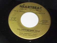 Shay Torrent: You Can't Be True, Dear / Elmer's Tune [Unplayed Copy]