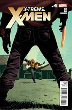 X-TREME X-MEN (2012) #4 VF-