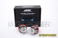 MTEC Ultimate 12W V3 LED ANGEL EYE BULBS BMW E39 E60 E65 E66 E83 X3 E53 X5