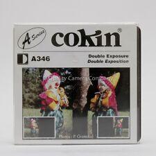 "COKIN ""A"" SERIES A346 Double Exposure - DOUBLE YER PLEASURE DOUBLE YER FUN - NOS"