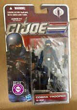 New Carded GI Joe Cobra  Pursuit Of Cobra Trooper Figure POC 30th