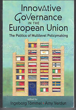 Innovative Governance in the European Union