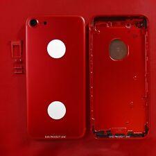 BACK COVER SCOCCA POSTERIORE COPRI BATTERIA APPLE IPHONE 7 ROSSO RED