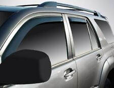 In-Channel Wind Deflectors for 1996 - 2002 Toyota 4Runner