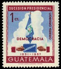 "GUATEMALA C185 - Transferal of the Presidency ""National Flag"" (pb10060)"