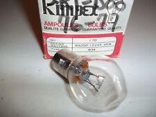 Bombardier Headlight bulb Kimpex Ski-Doo Elan 250 twin        1976-77