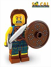 LEGO MINIFIGURES SERIES 6 8827 Highland Battler NEW