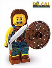LEGO MINIFIGURES SERIES 6 8827 Highland Battler NEW
