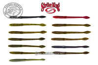 Strike King KVD Perfect Plastic Fat Baby Finesse Worm 5in 12pk Pick