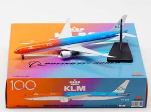 1/400 Aviation 400 KLM B777-300ER PH-BVA 100 Years