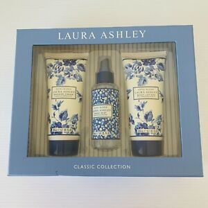 Laura Ashley Royal Bloom Classic Collection Gift Set New Boxed