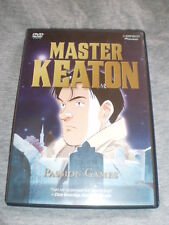 Master Keaton - Vol. 8: Passion Games (DVD, 2004)