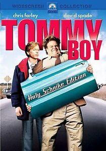 Tommy Boy (Holy Schnike Edition) DVD, Clinton Turnbull, James Blendick, Zach Gre