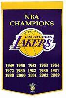 Los Angeles Lakers Fan Wall Banner,90 x 60 cm !!,NBA Basketball,Neu,Hammerteil