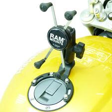 GO PRO QUMOX supporto Motocicletta in Acciaio Inox Fissaggio Adattatore m5 sj4000 QUAD
