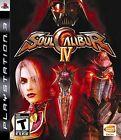 Soul Calibur IV (Sony PlayStation 3, 2008)