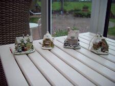 More details for christmas lilliput lane cottages
