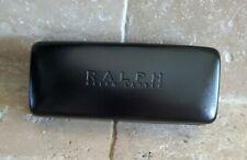Ralph Lauren Black Hard Eyeglass Case