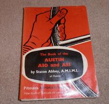 Austin A30 & A35 Practical Maintenance Guide Pitmans Motorists Library 1966
