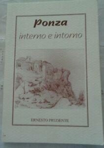 PONZA INTERNO E INTORNO DI ERNESTO PRUDENTE 2000