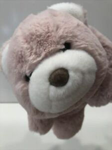 Gund Snuffles Pink And White. 13 Inches Tall