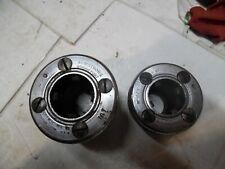 Armstrong Pipe Threader Die'S 1'', 3/4'' Steam Boiler / Engine Repair