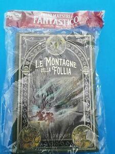 """I Primi Maestri del Fantastico n°11 """"Le Montagne di Follia"""" di H.P. Lovecraft"""