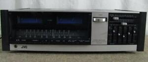 JVC JR-S300 Stereo Receiver - Beautiful Clean & Working - *Tested in Video*