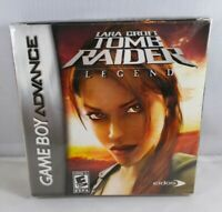 Sealed! Lara Croft: Tomb Raider -- Legend (Nintendo Game Boy Advance, 2006)