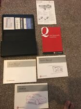 Vauxhall Corsa & Combo Owners Handbook/Manual and Wallet 01-04- TS 1541-41-B-04