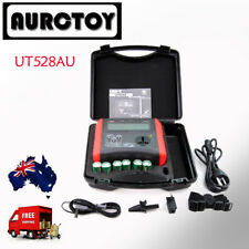 UT528AU EARTH INSULATION Resistance PAT TESTER METER  OZ seller