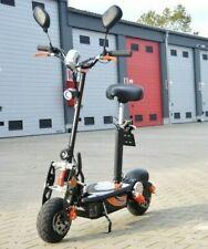 E-Scooter mit Straßenzulassung, bis zu 35 Km/H schnell, 25km Reichweite, 1000W
