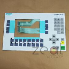 Tracking Id For Siemens Op27 6Av3627-1Jk00-0Ax0 Membrane Keypad Film Operator