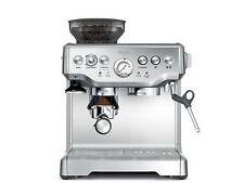 Sage the Barista Express- Siebträger Espressomaschine mit Mahlwerk