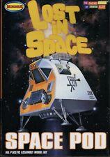 Moebius Lost in Space Pod Rocket Plastic Model Kit Nib Sealed Skill Level 3 c645