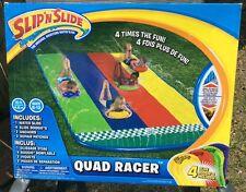Slip 'N Slide Quad Racer Waterslide