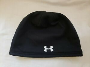 Under Armour Storm Elements Beanie - Unisex Cold Gear Cap Moisture Wicking Hat
