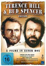"6 BUD SPENCER TERENCE HILL Blu Bohen ""hallelujah"" CORSARO Cartagine DVD Edizione"