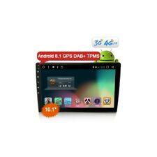 "Es8210u 1din 10.1"" Android 8.1 t8 4g DAB + Radio Rotable 2.5d curverd Screen"